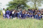 Pupils in Hanang Manyara
